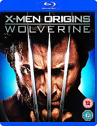 X-Men Origins - Wolverine (Blu-ray, 2009...