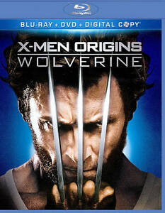 X-Men Origins: Wolverine (Blu-ray/DVD, 2...