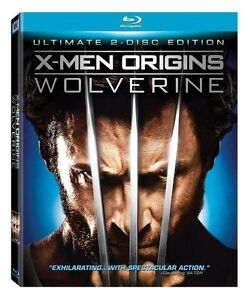 X-Men Origins: Wolverine (Blu-ray Disc, ...