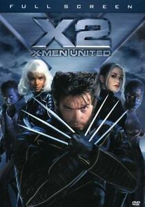 X2: X-Men United (DVD, 2005)