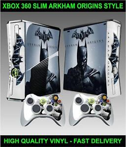Video Games  amp  Consoles  gt  Accessories  gt  Faceplates  amp  StickersXbox 360 Console Skins