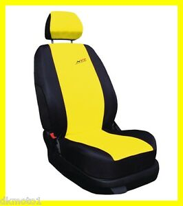 seat covers seat covers yellow black. Black Bedroom Furniture Sets. Home Design Ideas