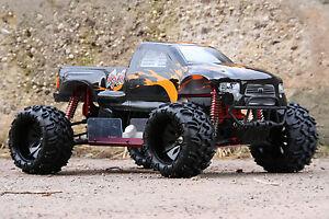 xtc rc monster truck 30cc 4ps 80km h 1 5 verbrenner 1 6 2 4ghz funke rh511 neu ebay. Black Bedroom Furniture Sets. Home Design Ideas