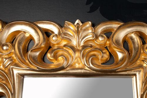 xxl wandspiegel spiegel repro barock antik rechteckig gold replike 180cm x 90cm ebay. Black Bedroom Furniture Sets. Home Design Ideas
