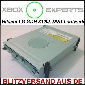Xbox-360-Hitachi-LG-GDR-3120L-DVD-Laufwerk-NEU-OVP