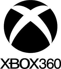 xbox logo black and white - photo #25