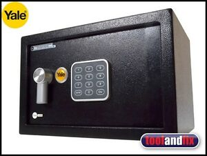 YALE-SECURITY-SAFE-ELECTRONIC-KEYPAD