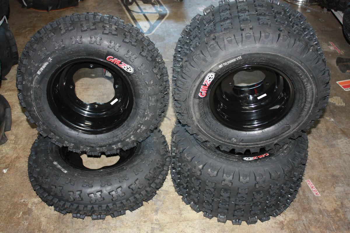 Yamaha Warrior  Tires  X  R