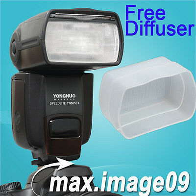 YONGNUO TTL Flash Unit Speedlite YN565EX YN-565 EX for Canon Camera in Cameras & Photo, Flashes & Flash Accessories, Flashes | eBay