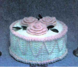 CROCHET CAKES PATTERNS | FREE CROCHET PATTERNS