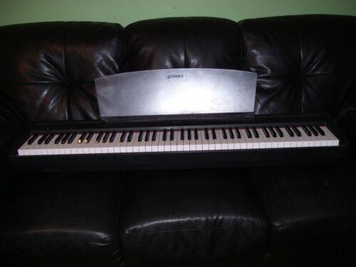 Yamaha Digital Piano, P-85, in Musical Instruments & Gear, Piano & Organ, Piano | eBay