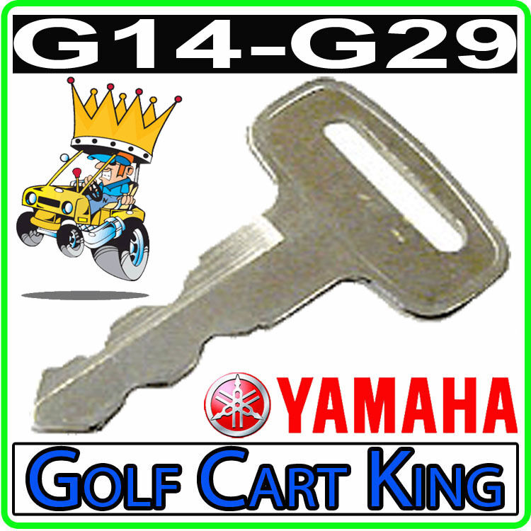 Yamaha G16 Golf Cart