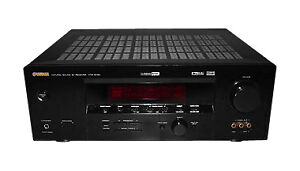 Yamaha HTR 5740 6.1 Channel 100 Watt Rec...