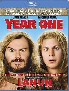 Year One (Blu-ray Disc, 2009, Canadian; ...
