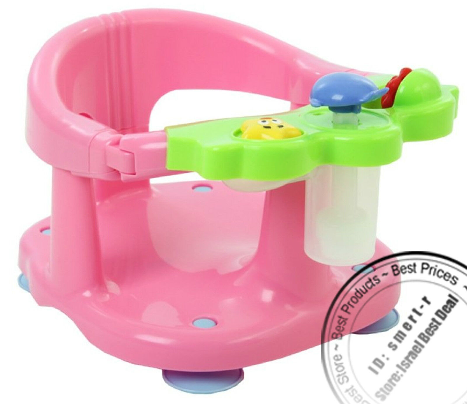 baby bath ring seat for tub by dream on me for safe