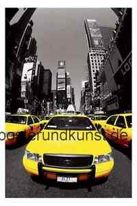 Yellow-Cabs-New-York-City-Grosses-Poster-92x61-cm
