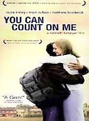 You Can Count on Me (DVD, 2001, Sensorma...