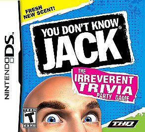 You Don't Know Jack  (Nintendo DS, 2011)