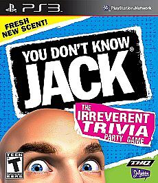 You Don't Know Jack  (Sony Playstation 3...