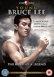 Young Bruce Lee (DVD, 2011, 2-Disc Set)
