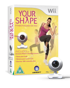 Your Shape for Nintendo Wii