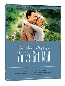 You've Got Mail (DVD, 2008, O-Sleeve Del...