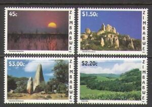 ZIMBABWE-1996-SCENIC-VIEWS-SG-928-931-MNH-SET