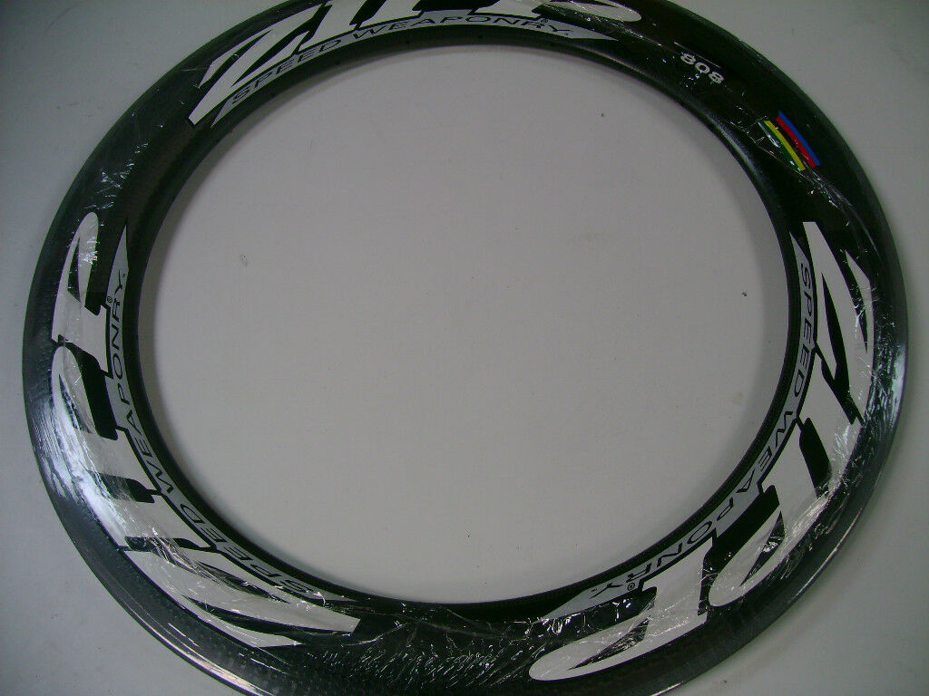 ZIPP 808 carbon rim TUBULAR road bike rim FULL carbon 16 holes wheel
