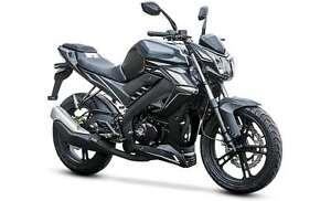 zipp vz3 naked bike 125 ccm 4 takt motorrad bike neu 4. Black Bedroom Furniture Sets. Home Design Ideas