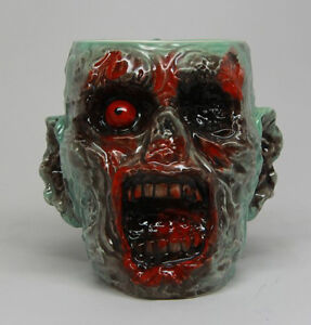 Zombie Apocalypse Undead Scary Ceramic Mug Halloween Kitchen Home ...
