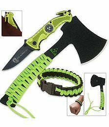 Zombie survival knife kit review