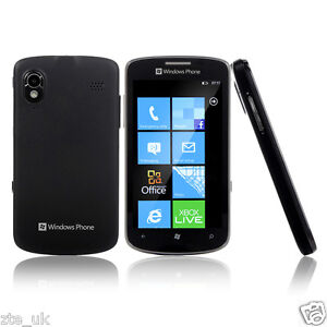 ZTE-Tania-4-GB-Black-Unlocked-Smartphone-Windows-7-5-Sim-Free