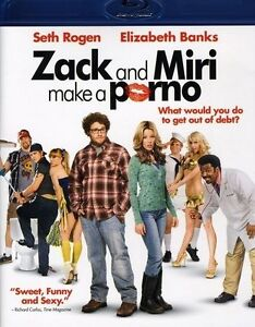 Zack and Miri Make a Porno (Blu-ray Disc...
