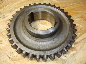 Zahnrad-fuer-Getriebe-Porsche-Diesel-Junior-108-Traktor-cog-gear-tractor