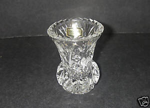 Lead Crystal Vases - Steinbach Nutcrackers, Steinbach Smokers