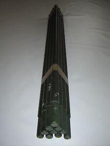 Zaunpfaehle-Zaunpfahl-GFK-10-Stangen-Rohr-Kunststoffpfahl-Kunststoffpfaehle-Pfaehle