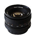 Zeiss Planar T 50 mm F/1.7 MF Lens Yashi...