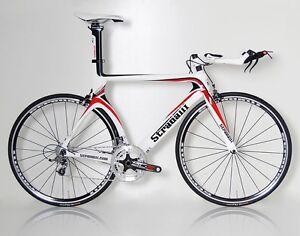 Zeitfahrrrad-Triathlon-Carbon-TT-Bike-T-7-Team-Issue-Rennrad