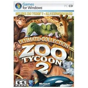 Zoo Tycoon 2: Ultimate Collection  (PC, ...