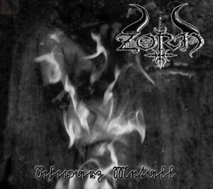 Zorn-Schwarz-Metall-Digi-CD-NEU