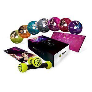 Zumba Fitness Weight Loss DVD Choose 1 New Zumba Exhilarate Fitness DVD | eBay