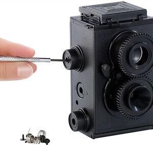 Zweiaeugige-Spiegelreflex-Kamera-zum-Selberbauen-Bausatz-fuer-Bastler-Schueler-Fans