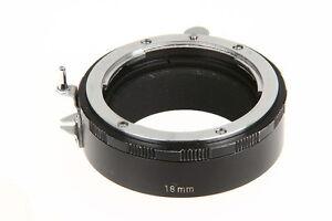 Zwischenring-18mm-fuer-Nikon-F-NON-AI