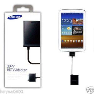 A ORGINAL Samsung Galaxy HDTV Adapter HDMI Galaxy Tab 2 10