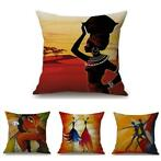 Afrika Kussenhoes Home Decor Enthic Decoratieve Kussensloop