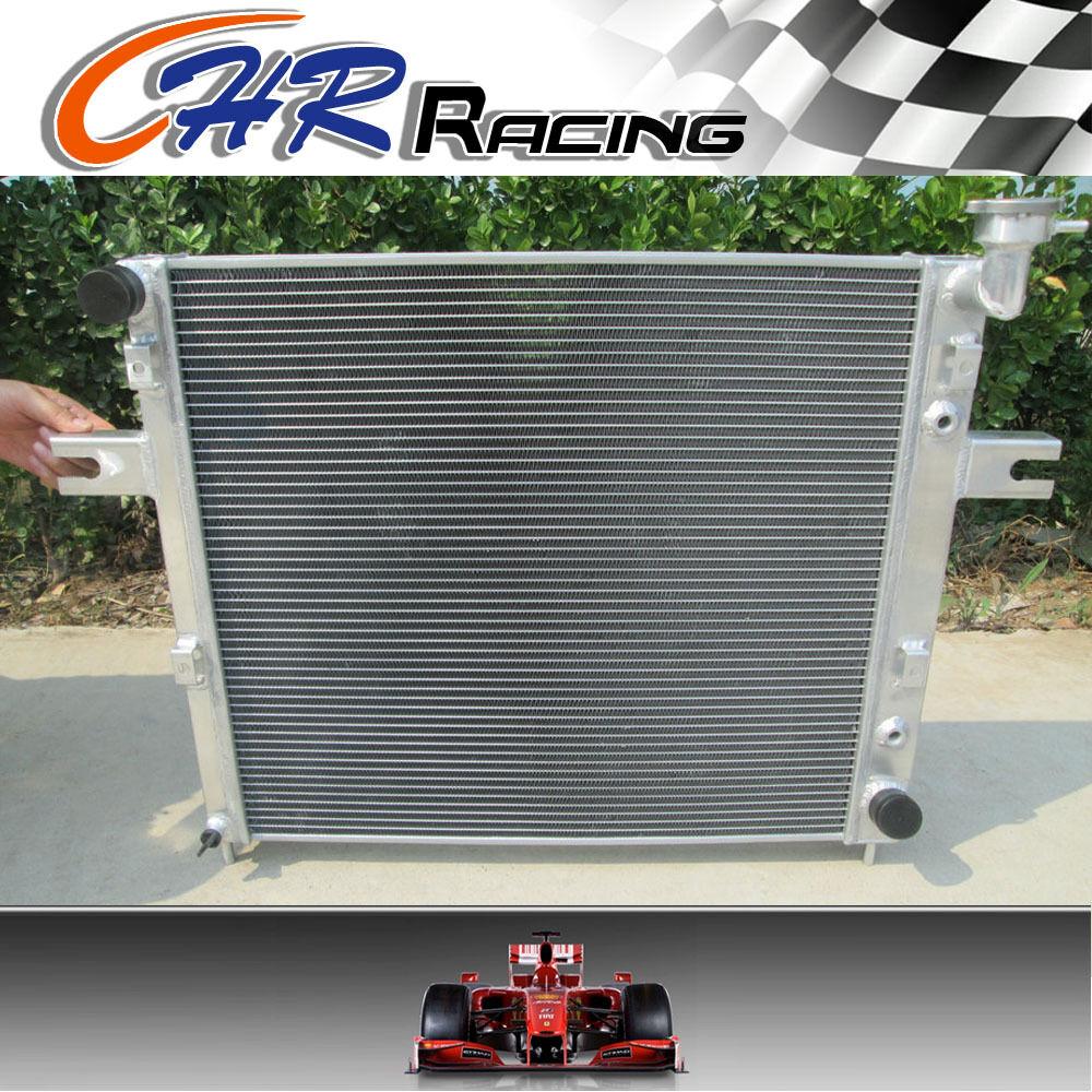 2 row Aluminum Radiator for JEEP GRAND CHEROKEE WJ//WG 4.7L V8 1999-2000 99 00 AT