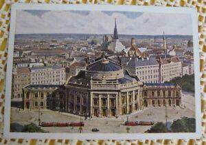 alte-AK-Wien-ca-1942-Wien-BURGTHEATER-Nr-35990