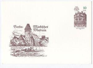alte-DDR-Ersttagspostkarte-750-Jahre-Berlin-von-1987-Maerkisches-Museum-NEU