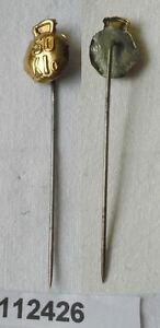 altes-Blech-Sport-Abzeichen-Gewichtheben-50-Kilo-Gewicht-um-1925-112426