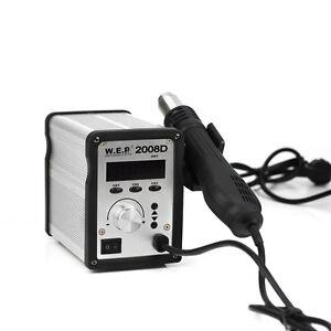 automatic cold air smt rework soldering iron soldering station hot air gun. Black Bedroom Furniture Sets. Home Design Ideas